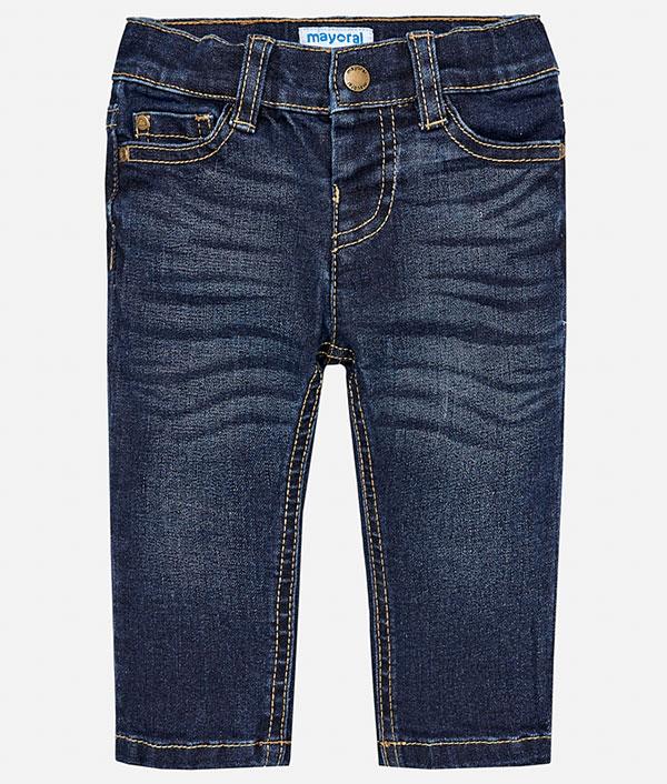 7187290ec32 Παντελόνι τζιν μακρύ slim fit για αγόρι – Παιδικά Πετρούλα